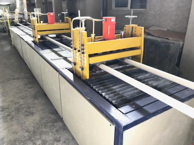 Fibraworld Pultrusion Line zur Herstellung von GFK-Profilen