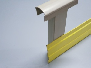 Fibraworld - GRP Handrail for Handrail Systems (GRP Profiles)