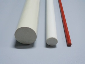 Fibraworld - GRP Pultruded Rods (GRP Profiles)