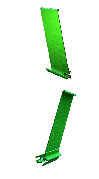 Fibraworld - Concrete Panels Connector Greenflex