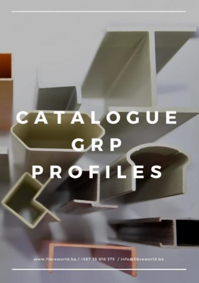 Fibraworld Cover Catalogue Profiles